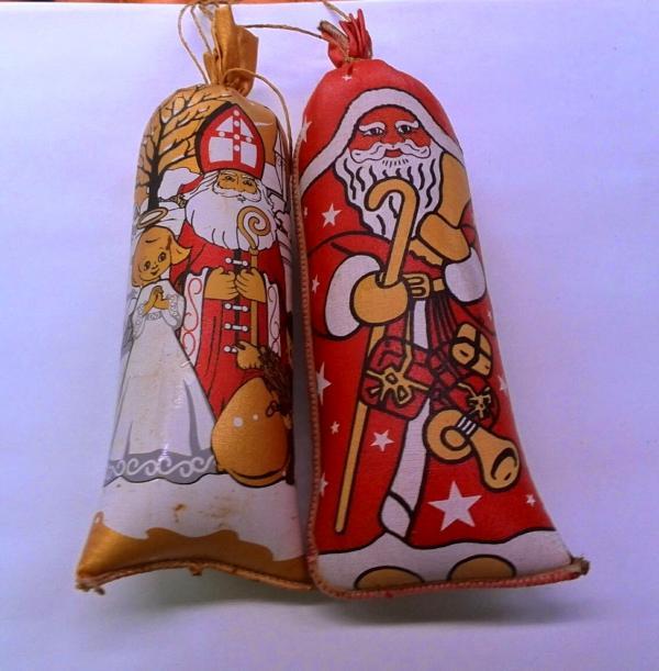 šunkový salám - vánoční pytlík